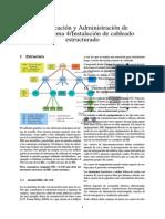 Planificación y Administración de Redes_Tema 4_Instalación de Cableado Estructurado