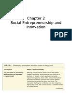 Social Entrepreneurship and Business Model(1)