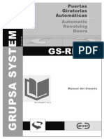 Manual de Usuario y Fun 4gsrd03