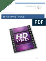 IShowU HD Pro Manual