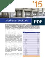 Dynamis Marktscan logistiek 2015