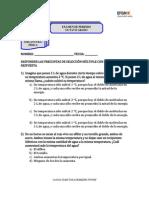 8 - Examen Periodo 3 Octavo