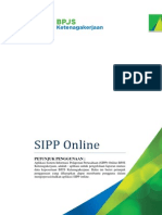 User Manual SIPP Online Versi 1.1