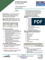Tool Box Talk - Effective Maintenance Work Procedures (1) (1)