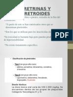 Clase Piretrinas y Piretroides