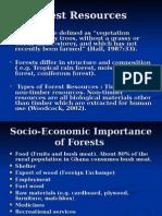 Geog 302 Forest 2014
