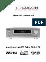 AV-660+manual+PL