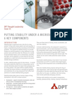 Putting Stability Under a Microscope 6 Key Components