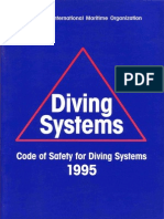 Diving Systems Code of Safety for Diving Systems 1995