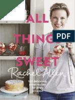 Easter Meringue Cake Recipe from Rachel Allen's ALL THINGS SWEET