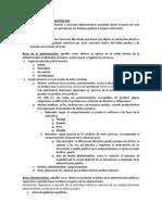 """La Actividad de La Administraciã""""n"""