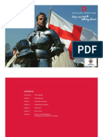 How to   celebrate St George%27s Day guide