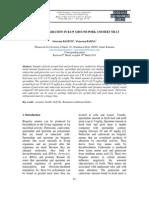 Polyamine Variation in Raw Ground Pork and Beef Meat