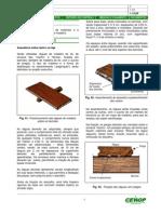 Modelo Instrução de Serviço - Pisos de Madeira