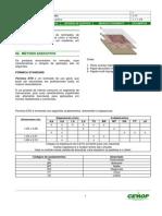 Modelo Instrução de Serviço - Revestimentos Em Laminados