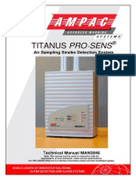 MAN3046 ProSens Technical Manual