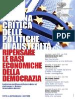 critica politiche austerità