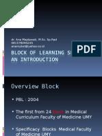 Block 1 Introduction