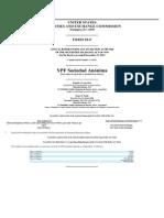 Informe anual de YPF a la SEC (marzo de 2015)