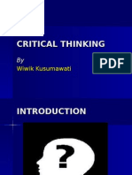 Critical Thinking Blok 1 09