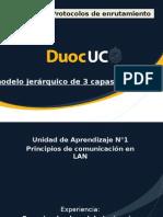 El Modelo Jerárquico de 3 Capas de Cisco