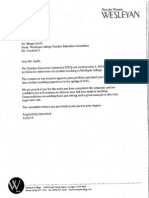 tec approval letter