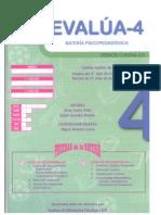 Evalua-4 protocolo