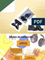 Seguridad e Higiene Del Trabajo Equipos