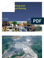 Surface Mine Development