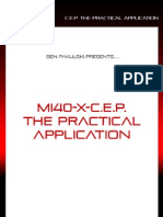 MI40X - C.E.P Application Guide