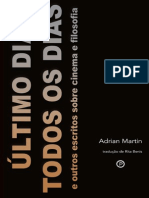 Martin Ultimo Dia Todos eBook