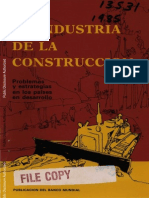 Industria Del a Cons Trucci on Bm
