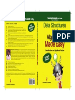 Data Structures and Algorithms Made Easy Cover