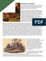 Historia Economica y Administracion