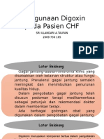 Digoxin Pd CHF