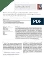 Journal of Hazardous Materials Volume 231-232 Issue None 2012 [Doi 10.1016%2Fj.jhazmat.2012.06.035] Jie Xie; Wenna Meng; Deyi Wu; Zhenjia Zhang; Hainan Kong -- Removal of Organic Pollutants by Surfactant Modified Zeolite- C