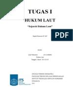 Sejarah Hukum Laut