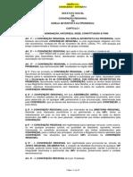 Estatuto Social IAP