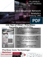 SDN and Advanced Network Analytics