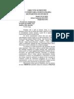 Principii Restaurare Conform Carta Atena