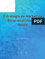 Estrategia de Marketing Relacional Integral Nestlé