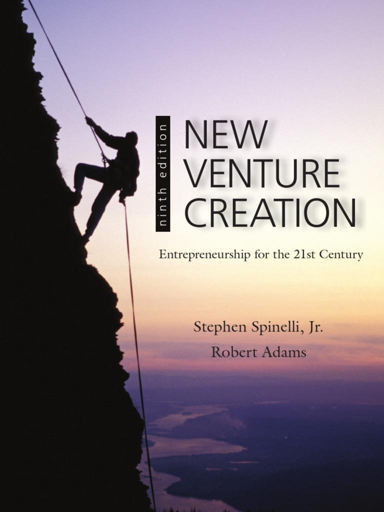 New venture creation 9th editionpdf entrepreneurship tech start ups fandeluxe Images
