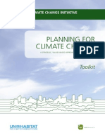 Planning for Climate Change Toolkit