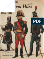 Blandford - Uniforms of the Napoleonic Wars 1796-1814