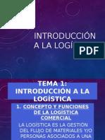 Introducción a la logística