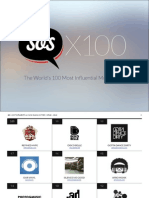100 Most Influential Music Blogs Spring 2014 L
