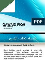 Qawaid Fiqh - Moh. Arif Raziqy