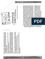 denzin & Lincoln (2011). Introducción General. La Investigación Cualitativa Como Disciplina y Como Práctica (Extractos)