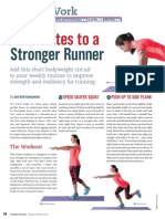 30 Minutes to a Stronger Runner
