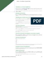 Monômios - Termos Algébricos - Matemática Didática